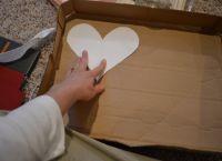сердце из гофрированной бумаги14