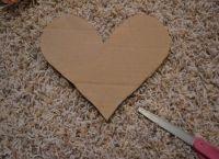 сердце из гофрированной бумаги15