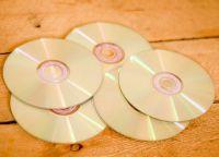 Шар из дисков своими руками