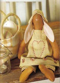 Тильда кролик25