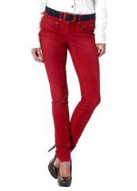 женские вельветовые брюки 4