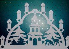 поделки рождественская сказка