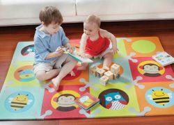 напольное покрытие пазлы для детской комнаты