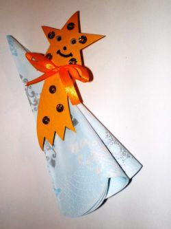 новогодние поделки своими руками для детского сада 22