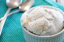 мороженое без сахара
