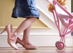 что делать если туфли спадают