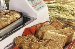 хлеб отрубной в хлебопечке
