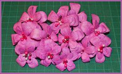 Цветы для скрапбукинга своими руками 28