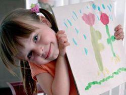 как нарисовать весну поэтапно