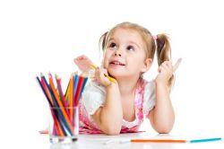 Как научить ребенка в 5 лет поэтапно рисовать человека