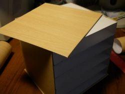 комод из картона своими руками 21
