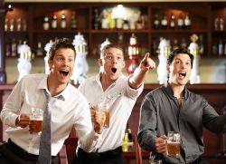 Конкурсы для мужчин на корпоративе