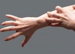 сыпь на руках