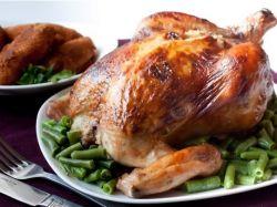 приготовить курицу гриль в микроволновке