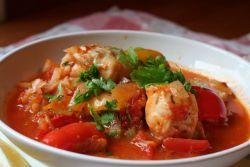 Рыба в томате рецепт