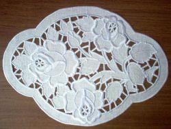 вышивка ришелье
