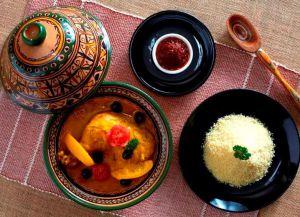 Блюда марокканской кухни