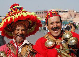 Марокканцы