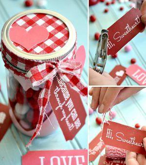 Подарки из конфет14