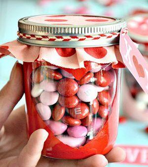 Подарки из конфет16