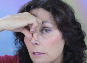как уменьшить размер носа в домашних условиях 2