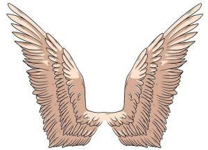 как нарисовать ангела 13