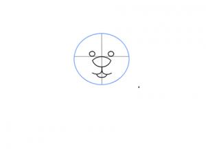 Как нарисовать тигра 2