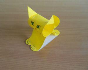 игрушки из бумаги своими руками 5