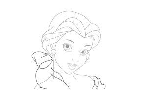 как нарисовать принцессу 17