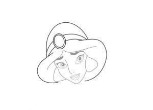 как нарисовать принцессу 21
