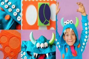 детские новогодние костюмы своими руками 47