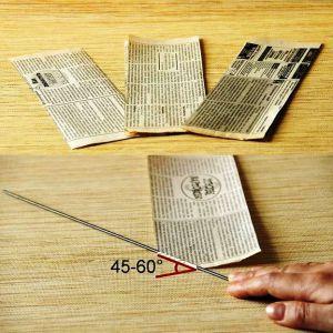 поделки из газетных трубочек для начинающих пошагово 2