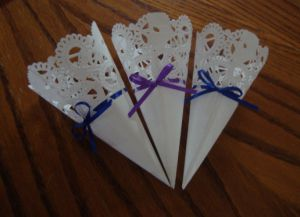 кулечки для лепестков роз своими руками фото 6