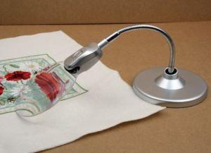 лупа для вышивания с подсветкой