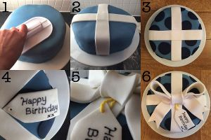 Украшение торта с мастикой мастер-класс для начинающих 1