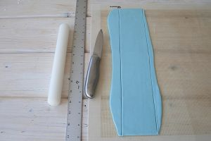 Как сделать фигурки из мастики для начинающих 1