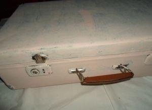 декупаж чемодана9