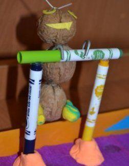 детские поделки на спортивную тему 4