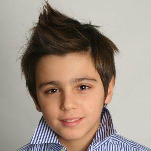 причёски для детей 12