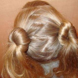 причёски для детей 1
