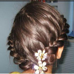 причёски для детей 2