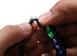 браслет из резинок звездочка фото 23