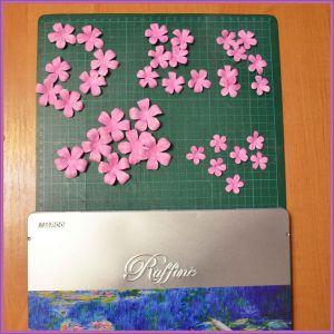 Цветы для скрапбукинга своими руками 19 (Copy)