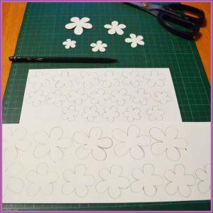 Цветы для скрапбукинга своими руками 3 (Copy)