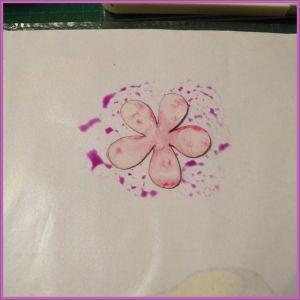 Цветы для скрапбукинга своими руками 7 (Copy)