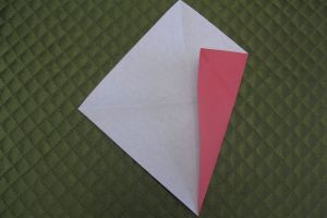 дед мороз из бумаги (5)