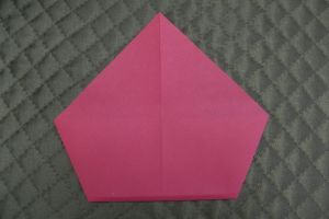дед мороз из бумаги (8)