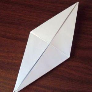 Как сделать из бумаги попугая 14