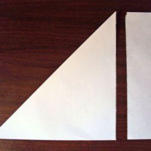 Как сделать из бумаги попугая 3