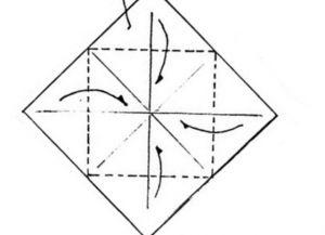 Как сделать из бумаги трансформера 1